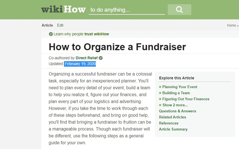 How to Organize a Fundraiser  with Pictures  - wikiHow.jpg