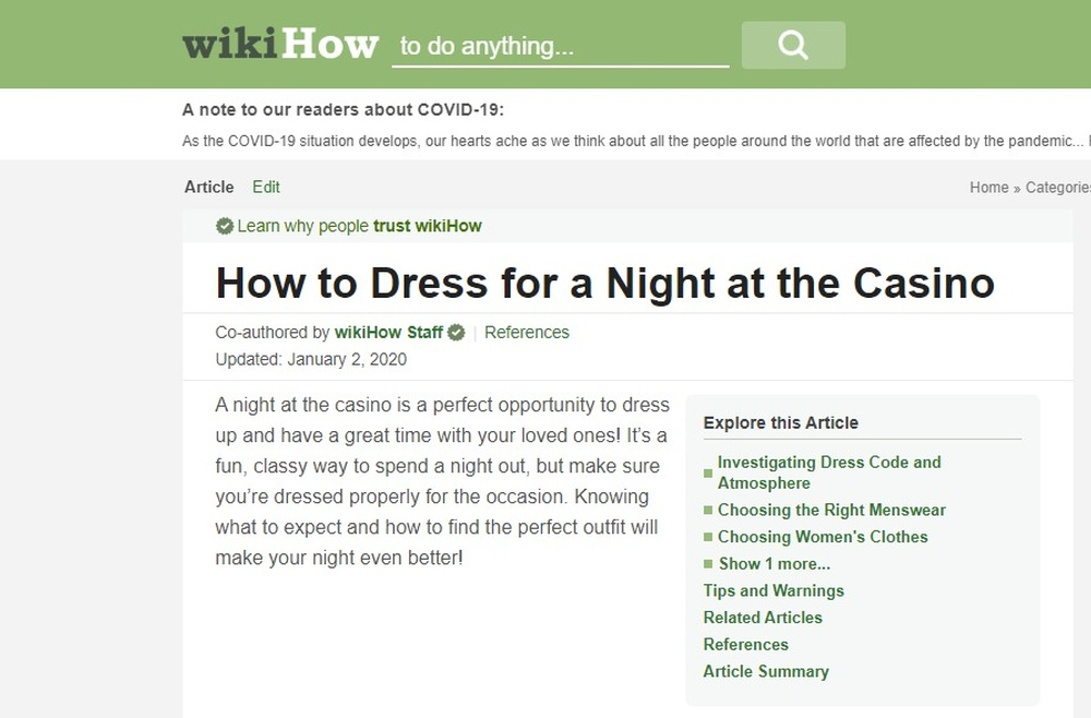 How to Dress for a Night at the Casino  with Pictures  - wikiHow.jpg