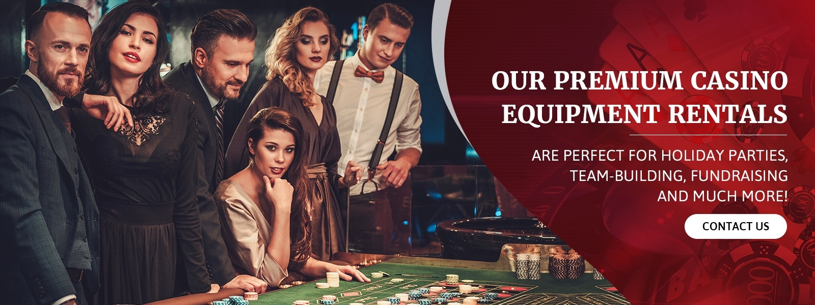 Corporate Casino Events Houston TX