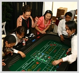 Casino Events Houston TX