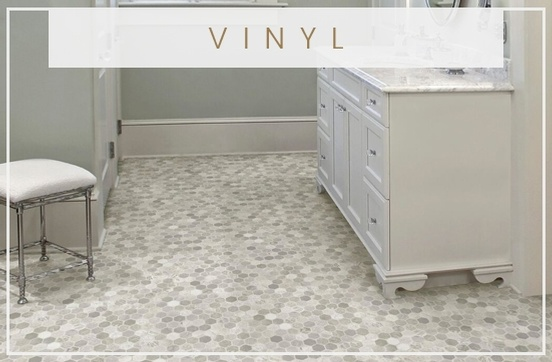 Vinyl Flooring in Palo Alto