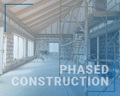 Phased Construction Inspection in Cortlandt, NY