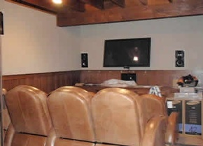 Home Theater Installers Alamo CA