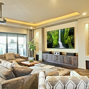 Home Theater Installers Lafayette CA