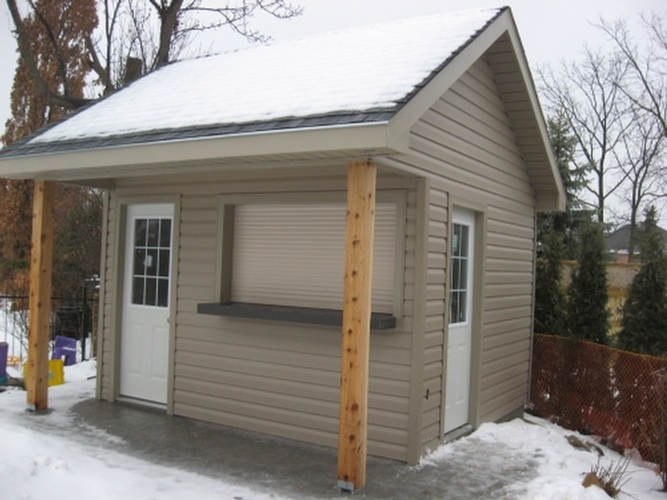 Security Roll Shutters in Ilderton Ontario