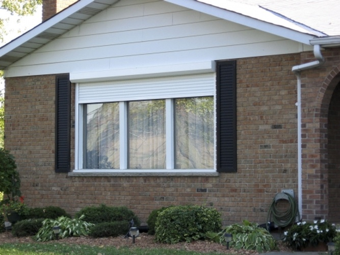Security Shutters Repairs in Ilderton Ontario