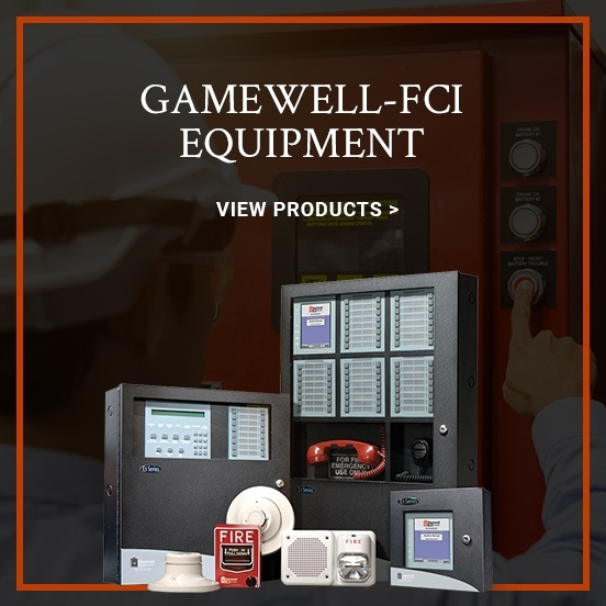 Gamewell FCI Distributors