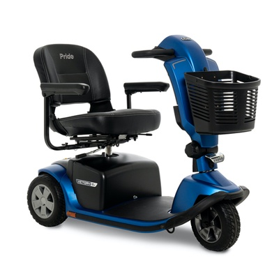 PRIDE MOBILITY VICTORY 10.2 3-WHEEL SCOOTER