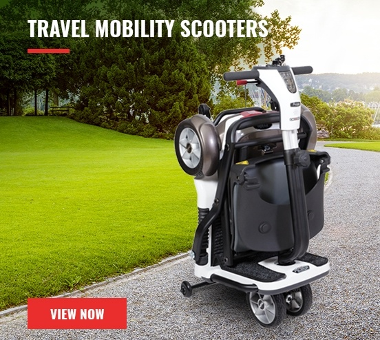 Travel Mobility Scooters in Ellicott City, MD