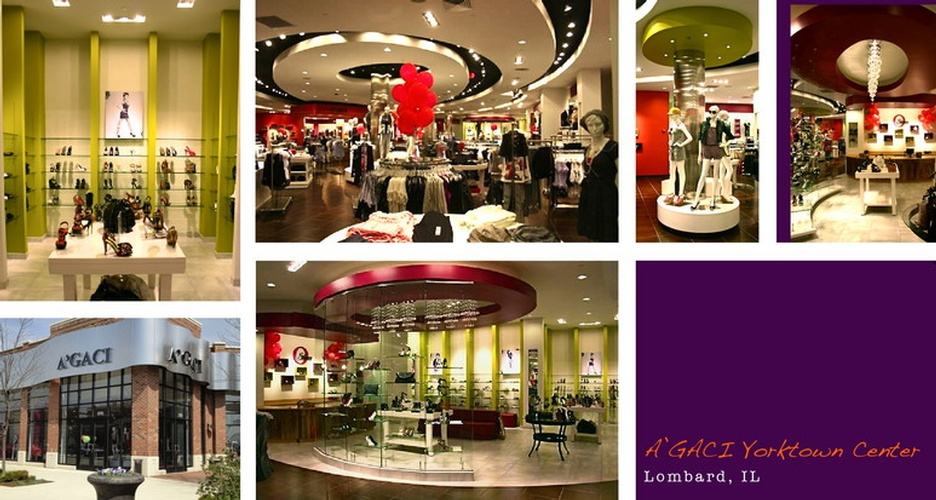 Retail Store Interior Design San Antonio Texas