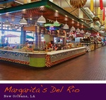 Interior Design Services for Magarita's Del Rio by Frausto Designs - Design Professionals for Food Court Designs and Planning