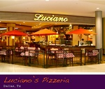 Luciano's Pizzeria - Restaurant Interior Design Dallas TX by Frausto Designs