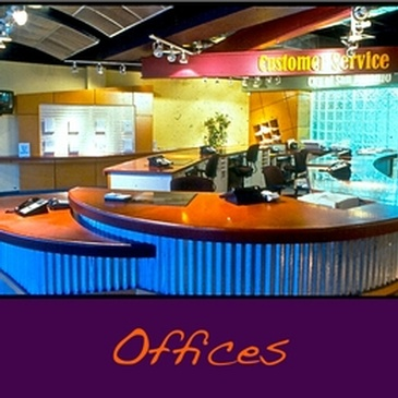 Office Interior Design Austin - Frausto Designs