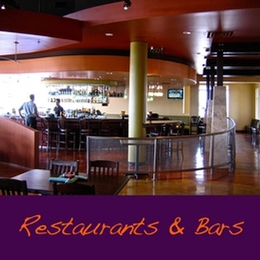 Restaurants and Bars - Commercial Interior Design in Dallas by Frausto Designs
