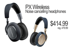 Bowers & Wilkins PX Wireless Headphones