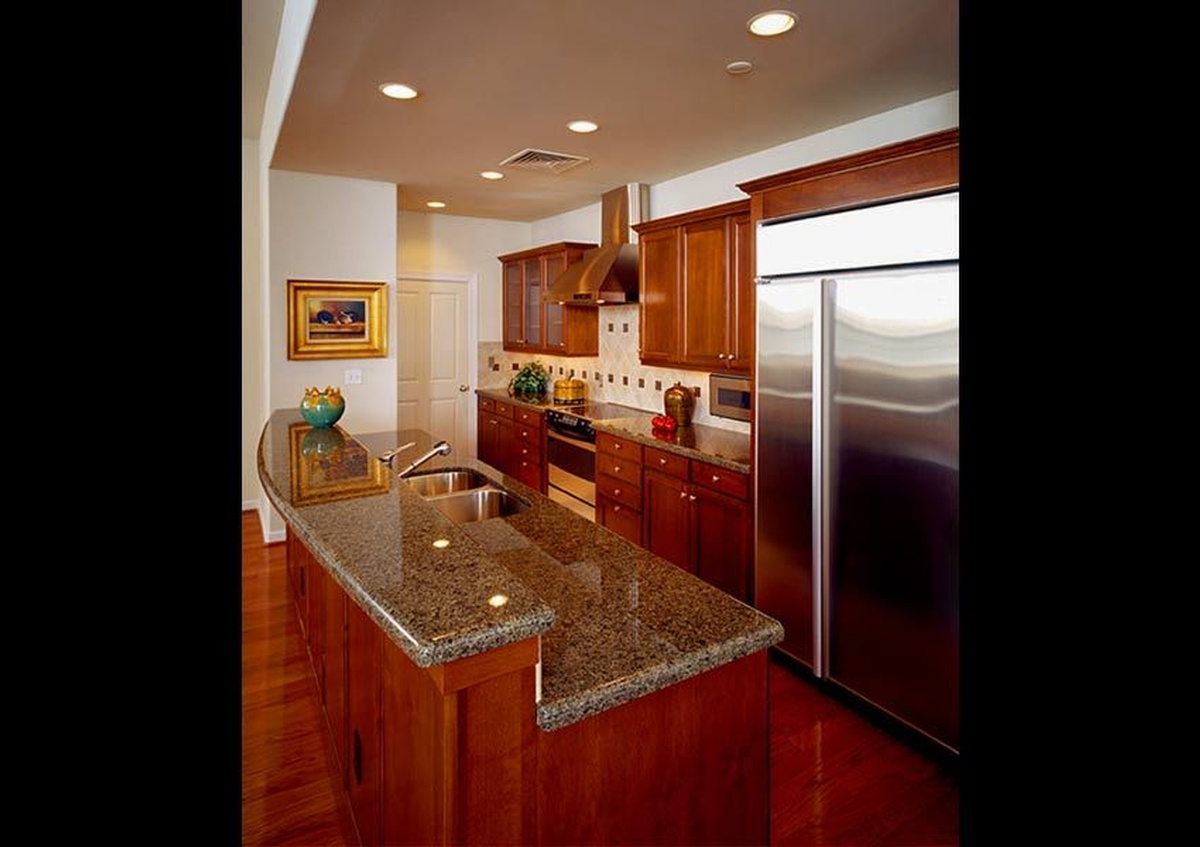 Kitchen Interior Architecture Photography by Joe Robbins