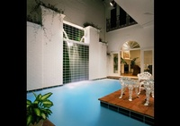 An Indoor Swimming pool - Joe Robbins Architectural Photography Houston TX