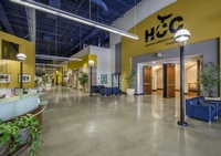 Houston Community College Interior Architecture -  Architectural Photography Houston by Joe Robbins