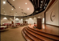 Houston Community College Conference room Interior Architecture - Architectural Photography Houston TX by Joe Robbins