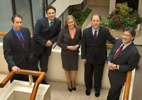 Corporate Professionals - Professional Group Portrait Photography in Houston TX by Joe Robbins - People Photographer