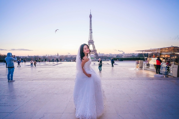 Paris Portrait Photographer