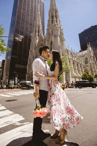 NYC Elopement Photographer
