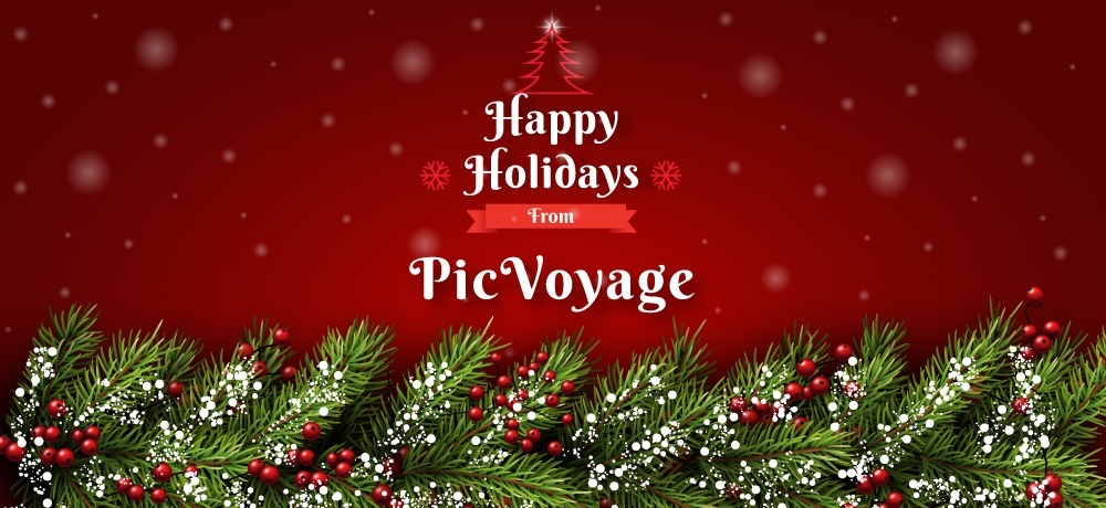 Season's Greetings from PicVoyage