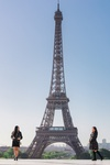 Eiffel Tower Photoshoot