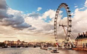 London Eye Millennium Wheel Photography by London Vacation Photographers - PicVoyage