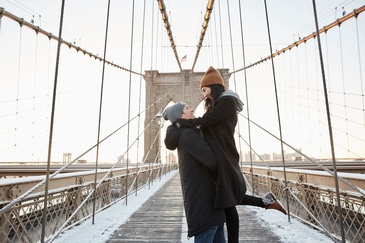 Vacation Photography on the Brooklyn Bridge by PicVoyage - Professional Photographers Brooklyn