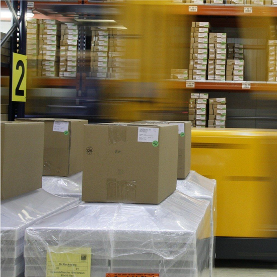 Fidelity Offset, Nashville's Commercial Printer, has mastered the art of logistics and distribution in Middle Tennessee