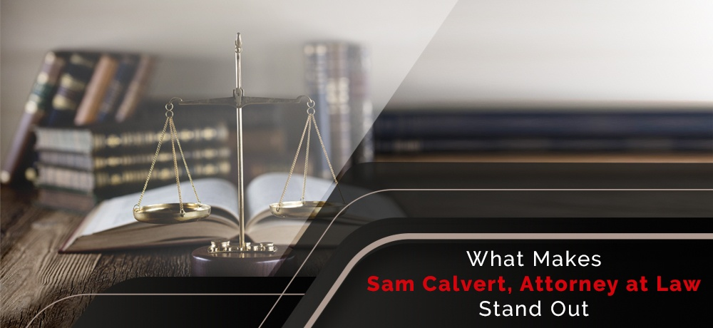 Blog by Sam Calvert, Attorney at Law