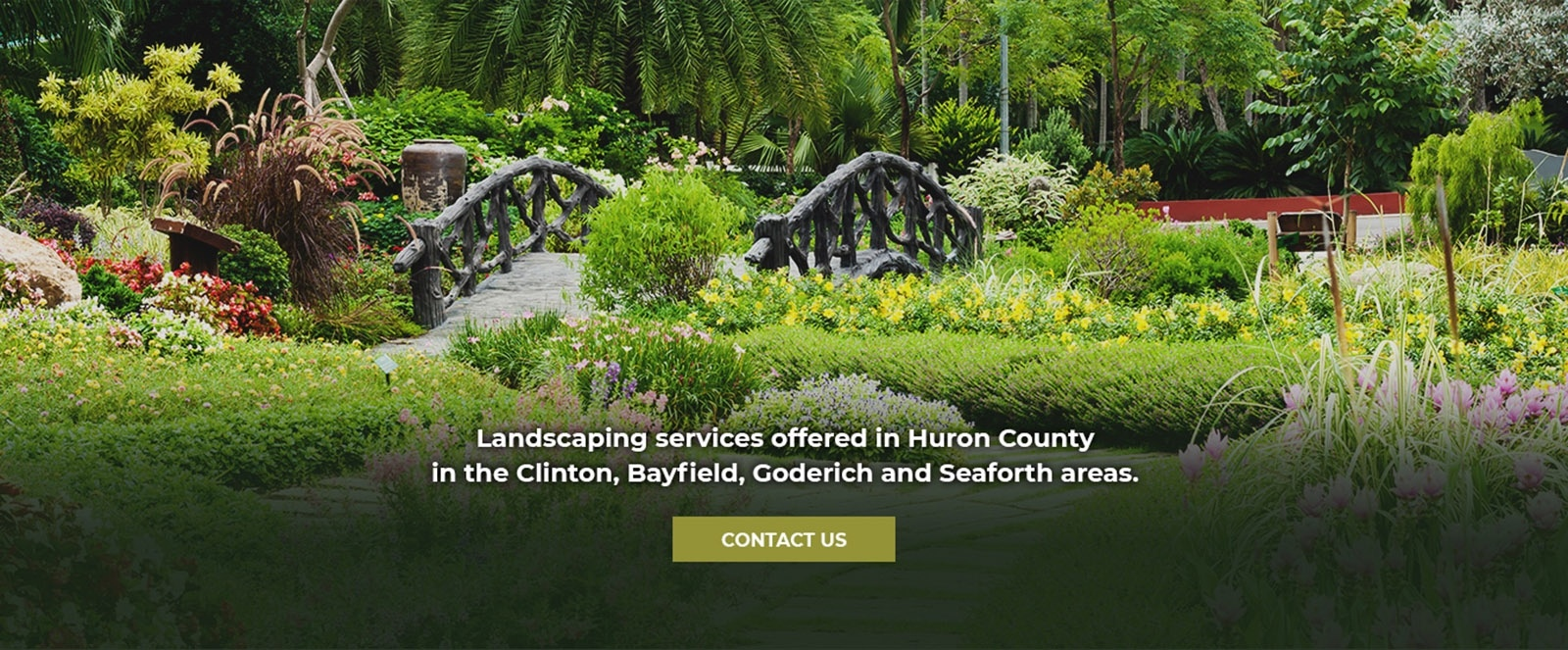 Landscaping in Clinton ON