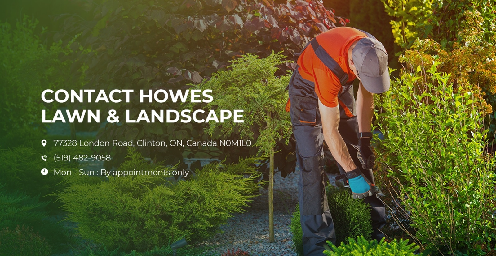 Landscaping Services Ontario