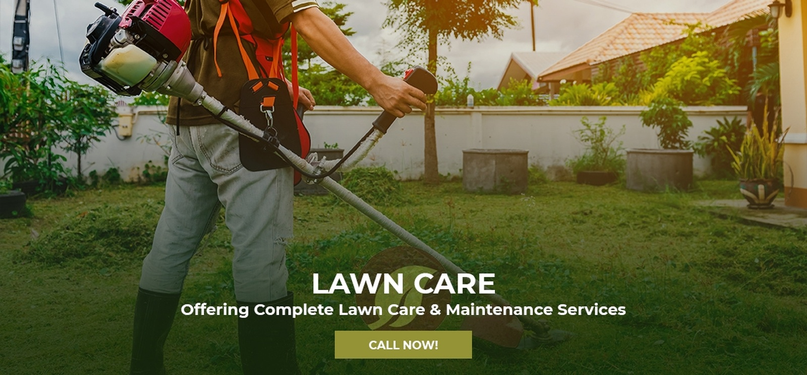 Complete Lawn Care & Maintenance Services