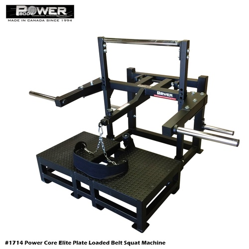 Plate Loaded Belt Squat
