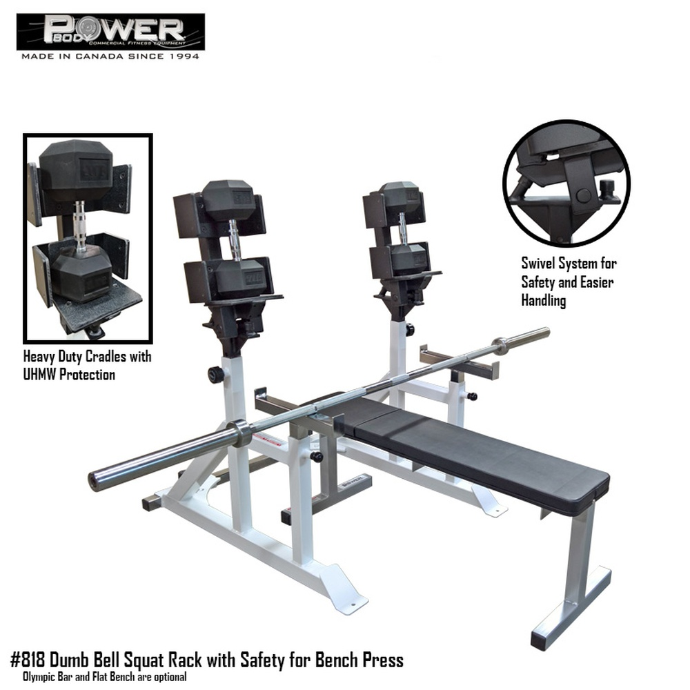 Olympic Bench Press Fitness Exercise Equipment