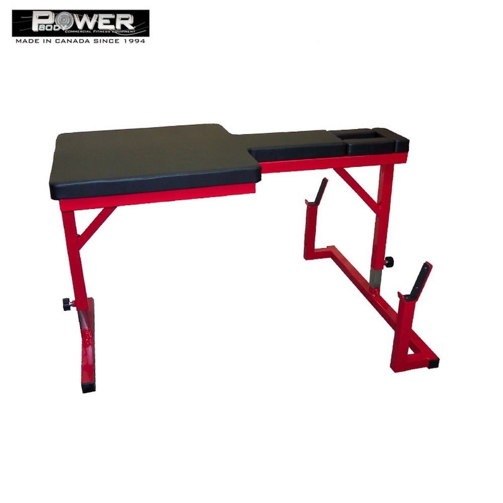 Commercial Adjustable Gym Weight Bench Fitness Exercise Equipment