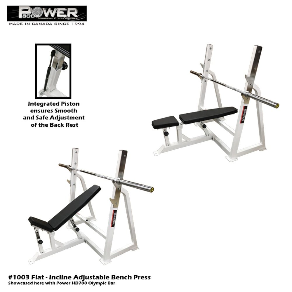 Power Body Fitness Inc Products Benches 01003