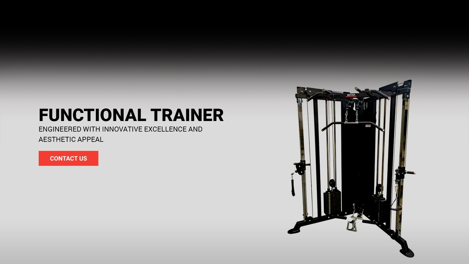 Buy Fitness Equipment Toronto, Functional Trainer