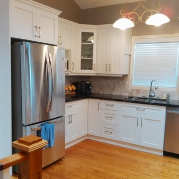 Hq Construction Supplies Inc Kitchen Renovation In