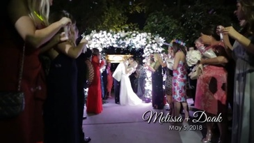 Melissa + Doak's Wedding Highlight
