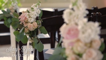 Macy & Ryan's Wedding Highlight {Divine Grace Venue - McKinney, Texas}