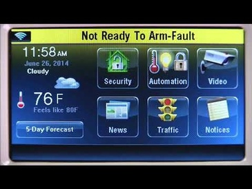 Affordable Residential Alarm System St Louis Missouri