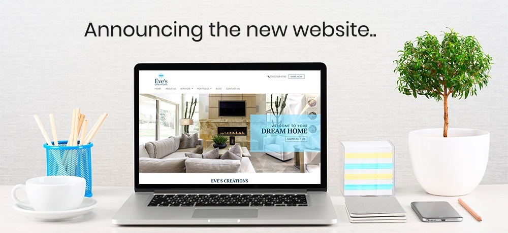 Announcing The New Website of Eve's Creations