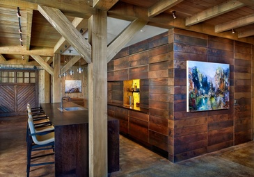Eve's Creations - Denver Co Interior Decorators Work for Ranch House