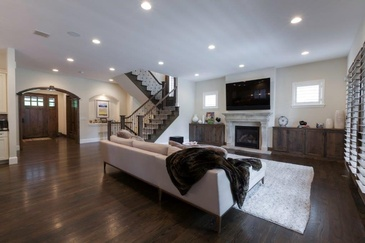 Transitional Interior Design Denver Colorado