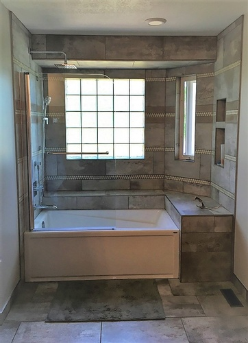 Gallery | Bathroom Renovations | Moberly Lake Interior ...
