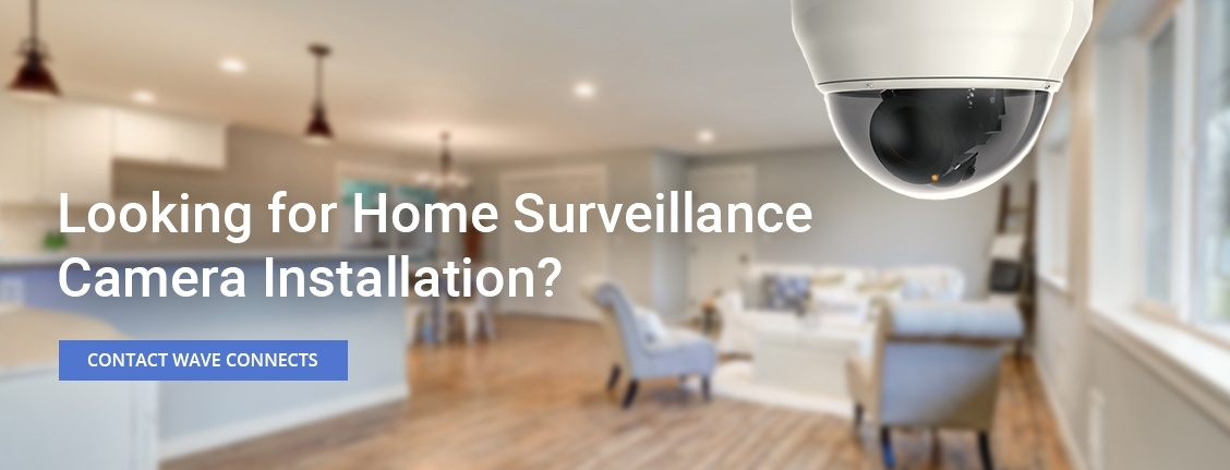Surveillance Camera Installation Services in San Diego by Wave Connects