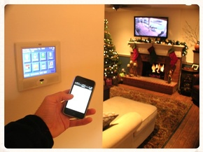 Home Automation Installation in North Carolina by Wave Connects